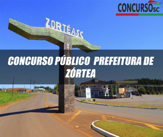 Concurso Público será realizado pela Prefeitura de Zórtea