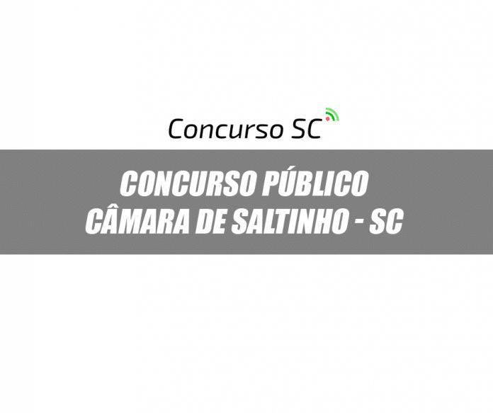 Câmara de Saltinho - SC