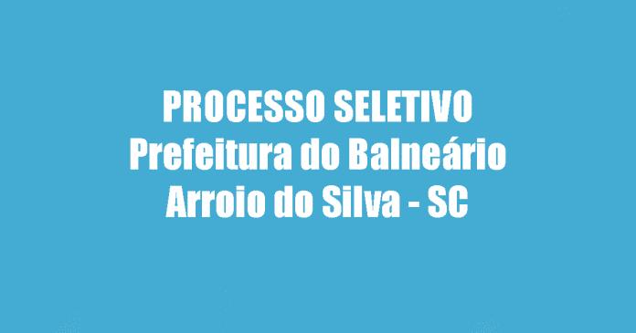 Prefeitura do Balneário Arroio do Silva - SC