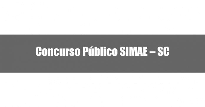 Concurso Público SIMAE – SC