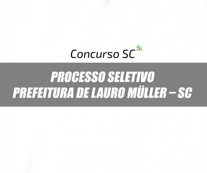 Prefeitura de Lauro Müller – SC