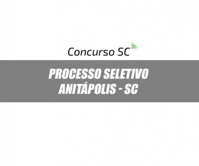 Prefeitura de Anitápolis - SC anuncia Processo Seletivo com 17 vagas