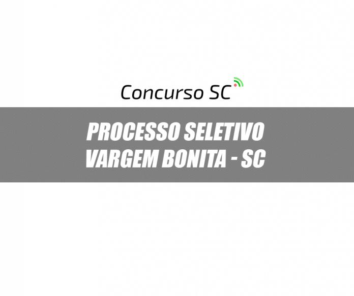 Processo Seletivo com 5 vagas é anunciado em Vargem Bonita - SC